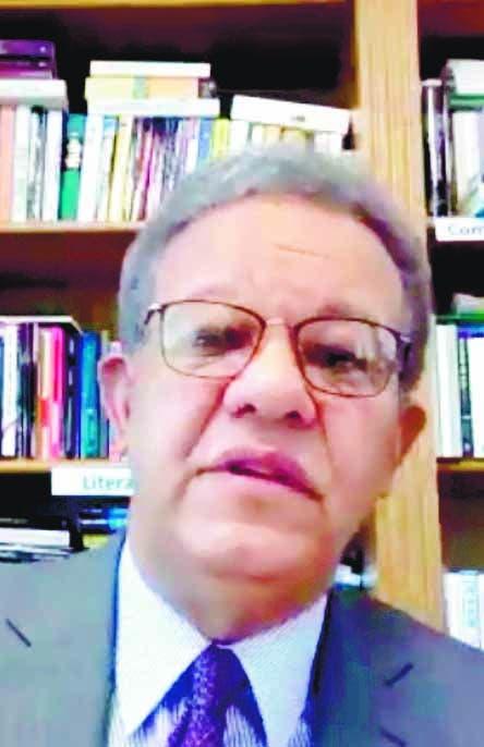 Leonel Fernández afirma FP clasificó como partido mayoritario