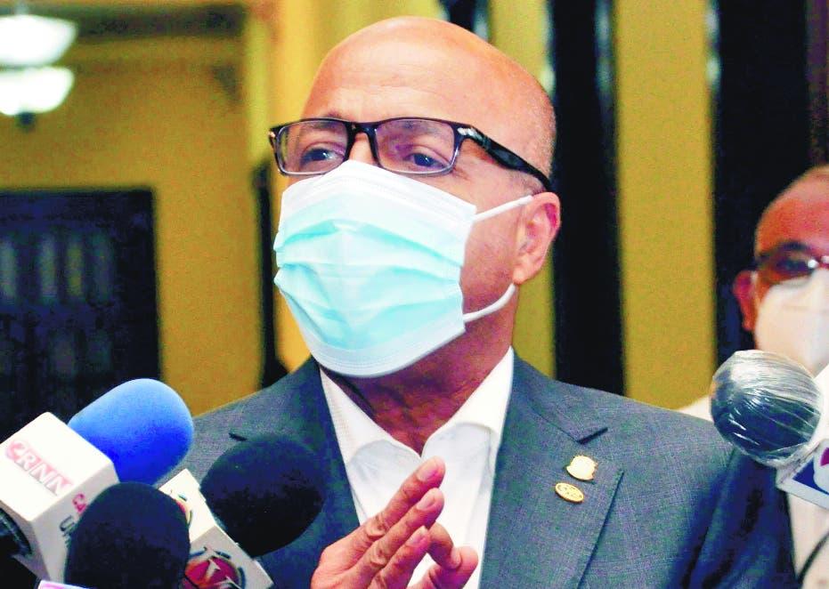 Pacheco asegura que  Código Penal será aprobado