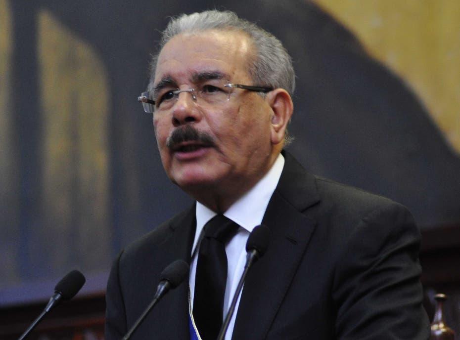 """Danilo Medina habló al país desde Neyba: «Cumplí todo lo que prometí"""""""