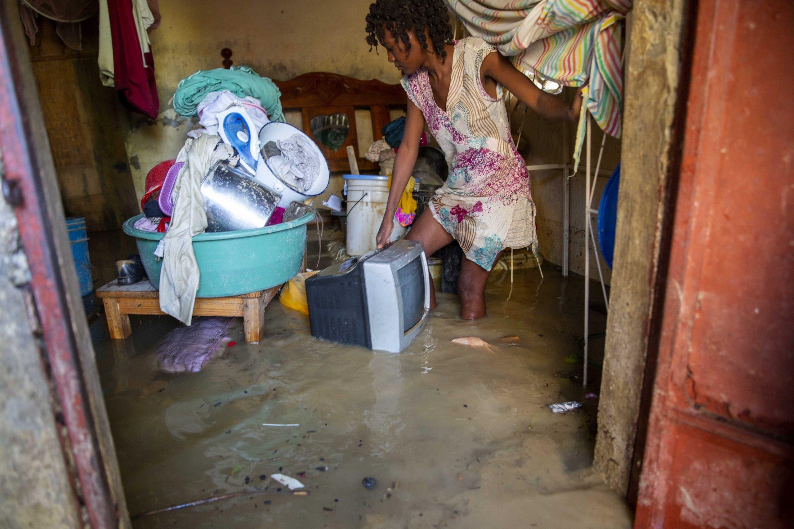 El número de muertos en Haití por la tormenta Laura sube a 21
