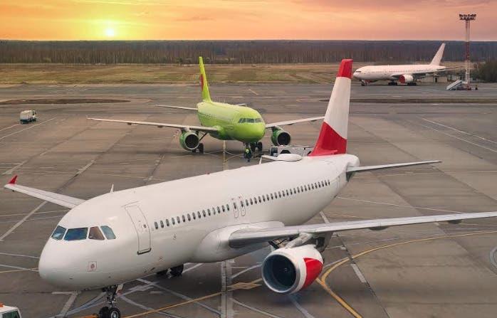 Identifican 21 aeropuertos  que están a distancia promedio de 19 kilómetros uno de otro