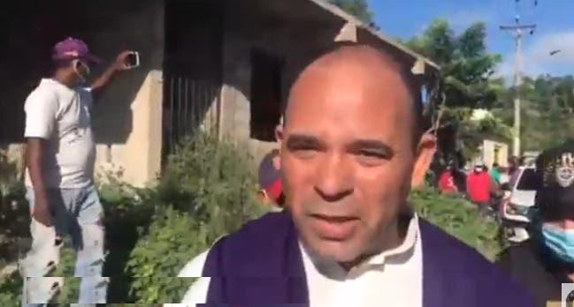 ¿Porqué oficial PN se vistió de sacerdote para intervenir en presunto secuestro en Cotuí?