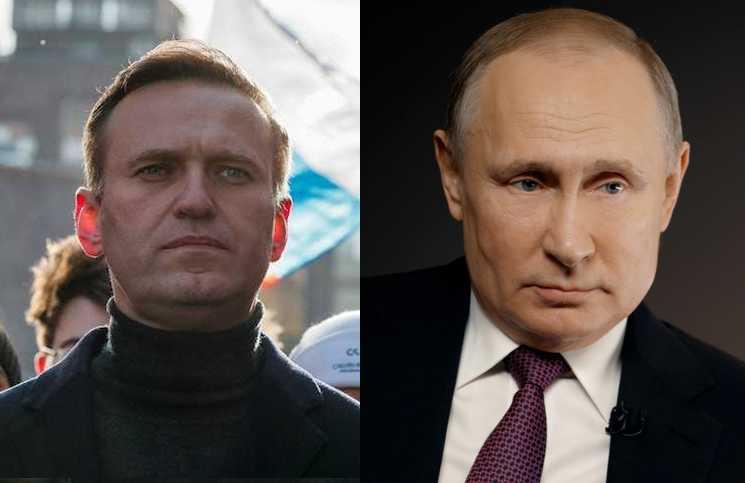 Alexei Navalny, máximo opositor a Vladimir Putin, en coma tras supuesto envenenamiento