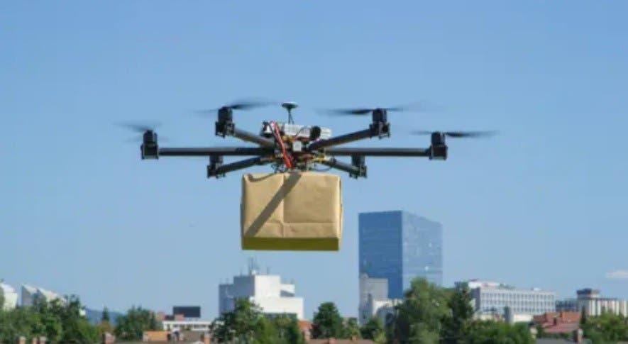Amazon recibe autorización de FAA para entregas con drones