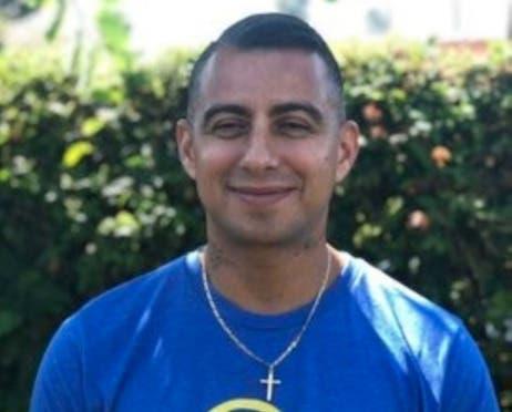 Este hombre latino liberado hoy pasó 25 años en cárcel EEUU por crimen que no cometió
