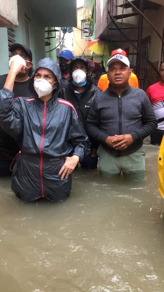 Tormenta Laura: Autoridades van  al lugar del derrumbe de La Yuca de Los Ríos