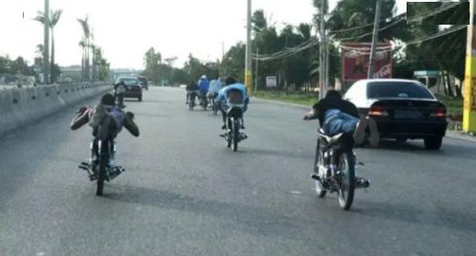 Anuncian plan de acción para eliminar carreras clandestinas de motocicletas