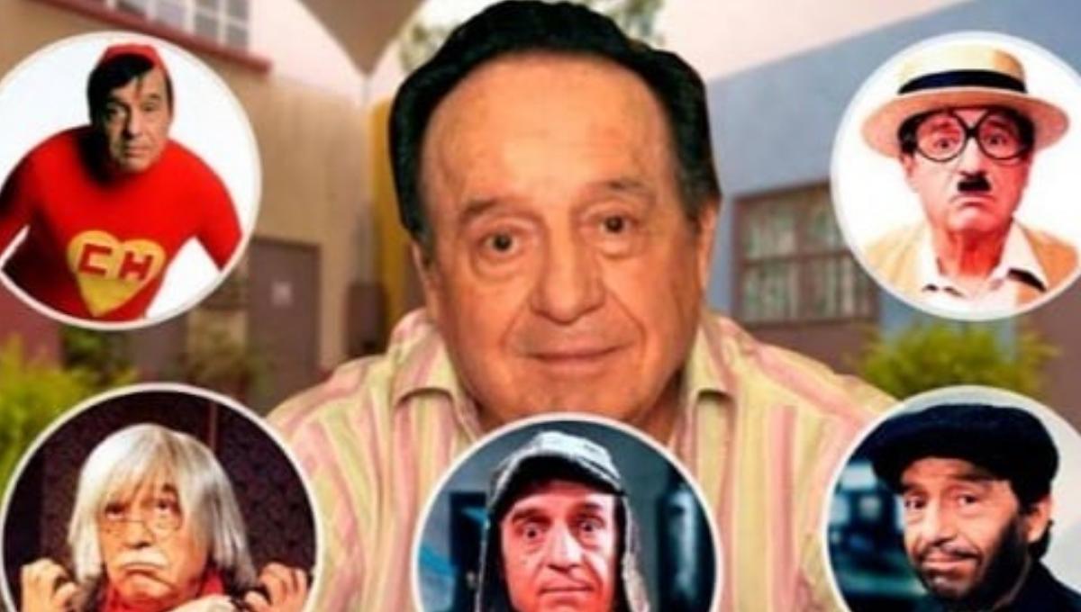 """""""El Chavo del 8"""", """"El Chapulín Colorado"""" y """"Chespirito"""" ya no se emitirán en la televisión"""