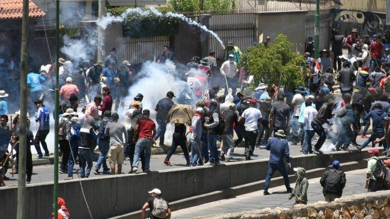 Bolivia inicia una nueva semana de protestas tras fracasar el diálogo