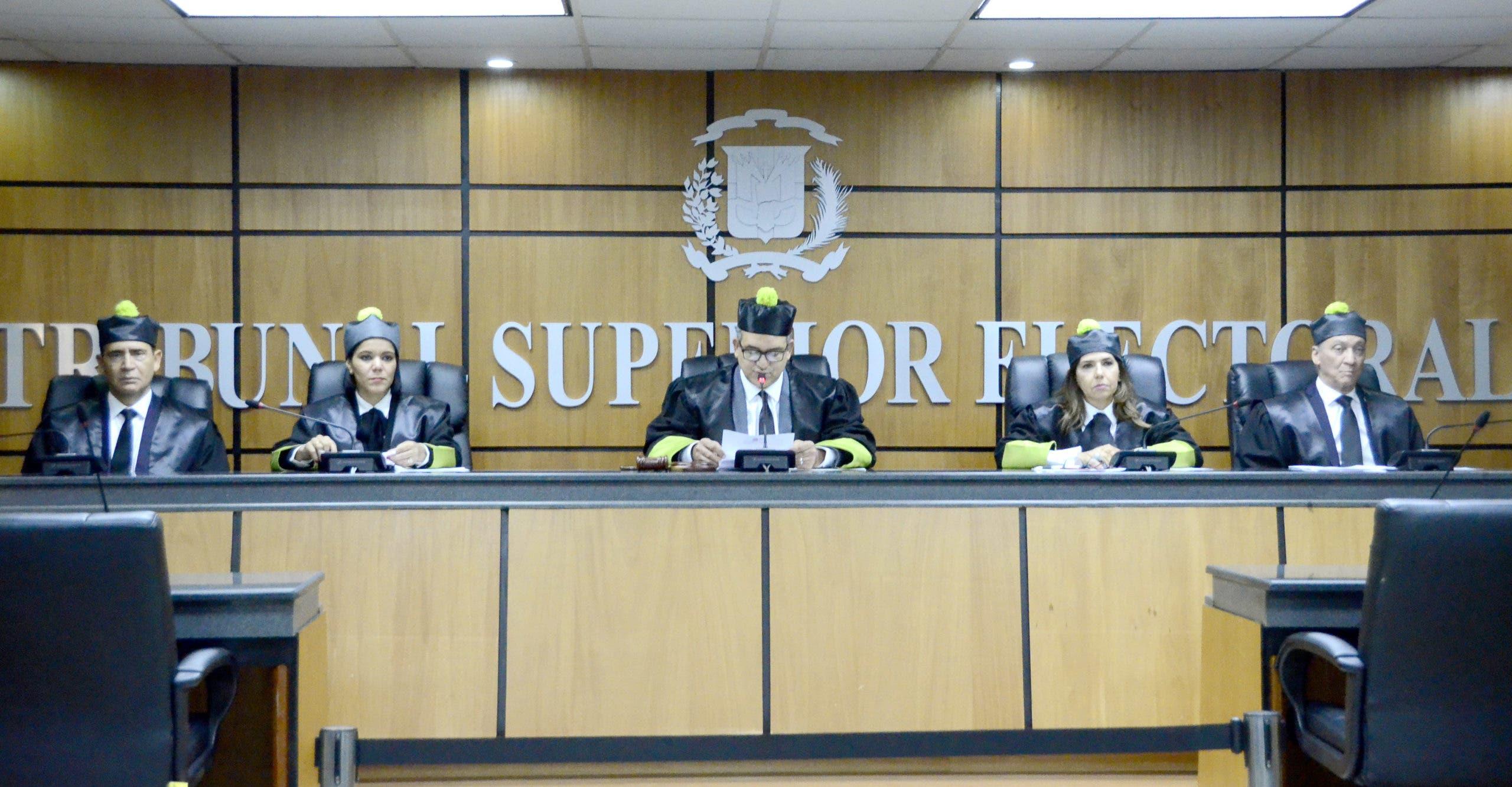 TSE ha emitido 883 sentencias en este 2020