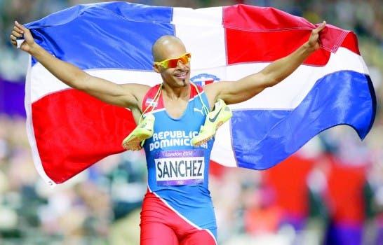Félix Sánchez: «Me siento honrado con ser electo atleta más popular en Juegos Olímpicos»