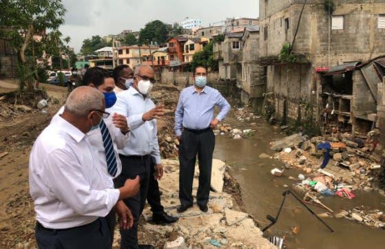 Presidente del Codia pide declarar zona de riesgo cañada La Yuca de Los Ríos