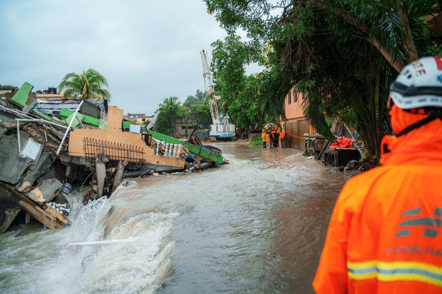 Ya son 13 los fallecidos en Haití y República Dominicana tras el paso de «Laura»