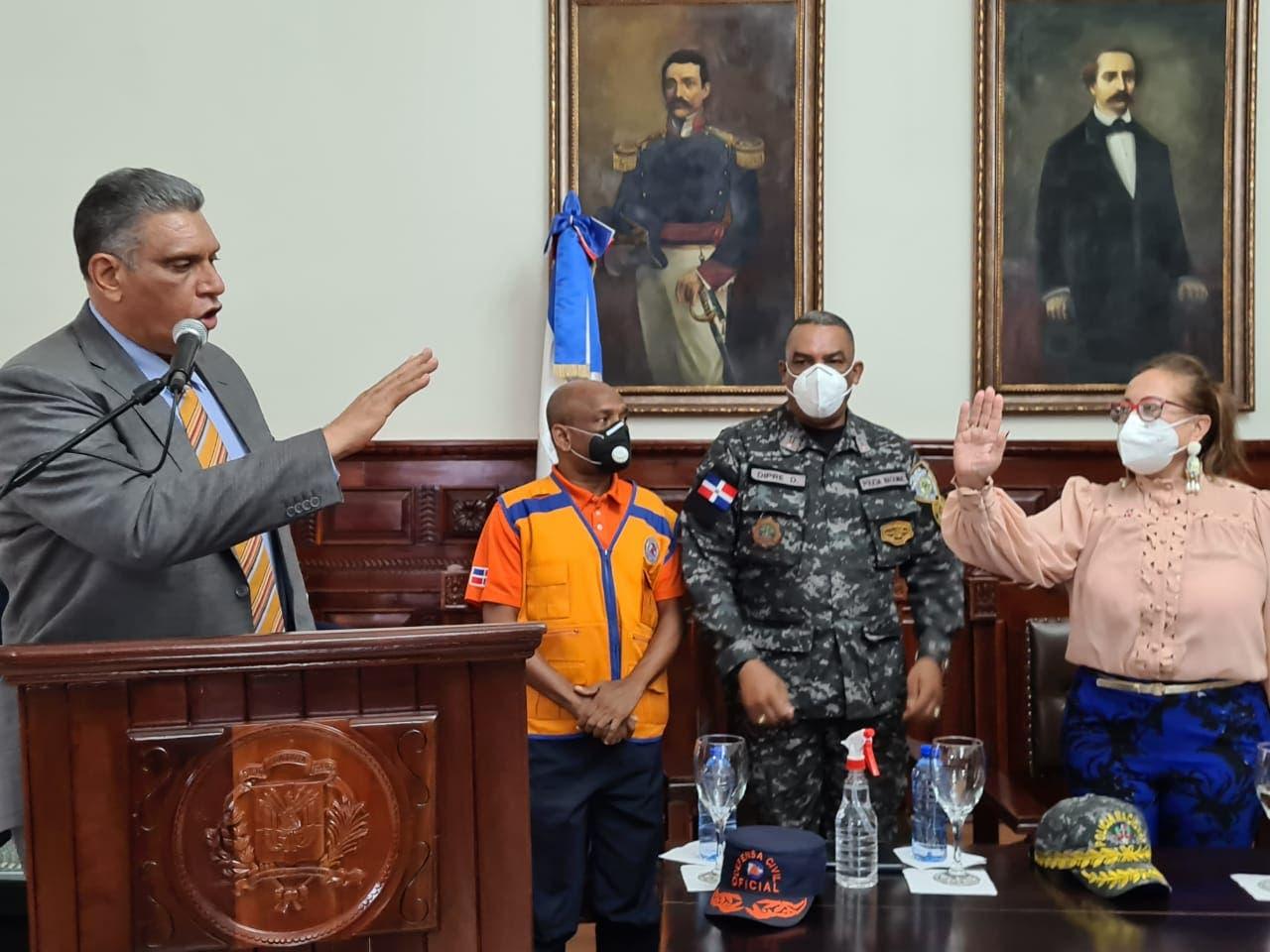 Ministro de Interior afirma seguridad ciudadana es fundamental para el presidente