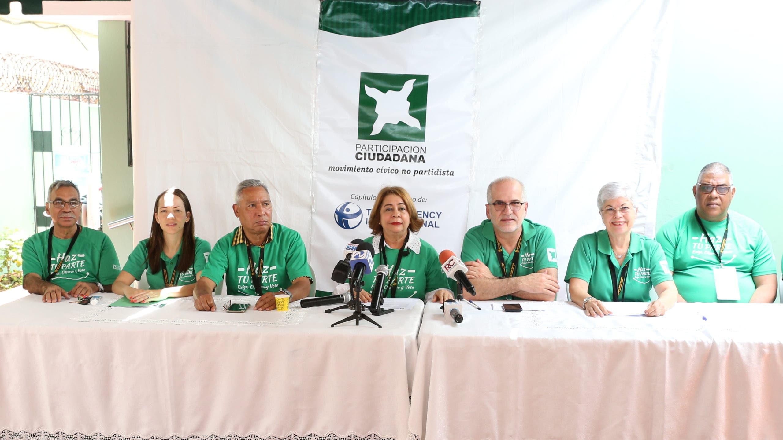 Lea aquí  informe final de observación electoral de Participación Ciudadana