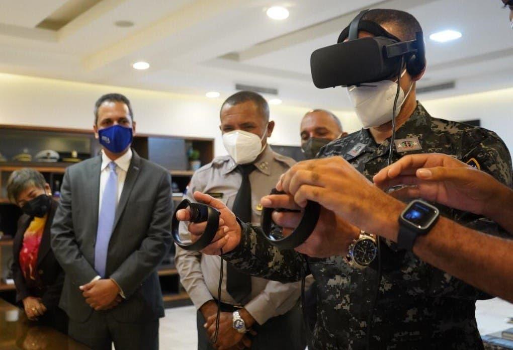 ITLA y Policía Nacional acuerdan trabajar para reforzar la seguridad ciudadana con tecnología