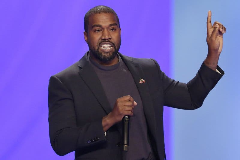 Kanye West retira su pedido para aparecer en papeleta de Nueva Jersey 2020