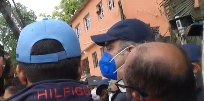 Luis Abinader promete reparar viviendas afectadas y destruidas por tormenta Laura