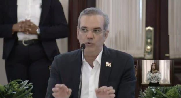 Decreto: Todo sobre las más recientes designaciones y destituciones de Luis Abinader