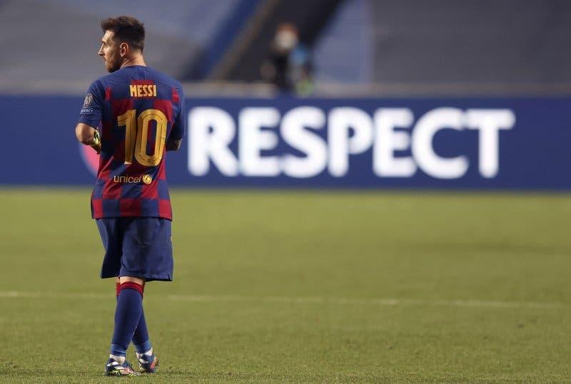 Messi no se presenta a pruebas de COVID-19 y  La Liga da razón al Barcelona sobre cláusula en contrato