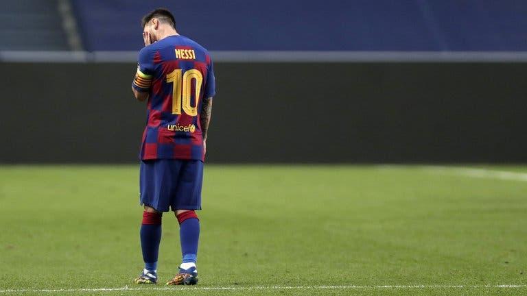 La carta más emotiva de un ex directivo del Barcelona a Lionel Messi