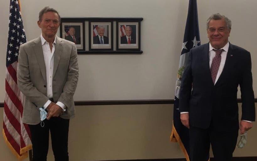 EEUU espera fortalecer relación con República Dominicana en gobierno Luis Abinader
