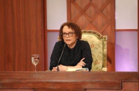 Miriam Germán Brito «suena» cada vez más como próxima Procuradora