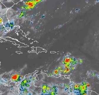 ONAMET vigila fenómenos con posibilidad de convertirse en ciclón