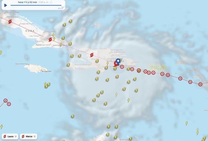 Osiris de León sobre Laura: En realidad tenemos un huracán
