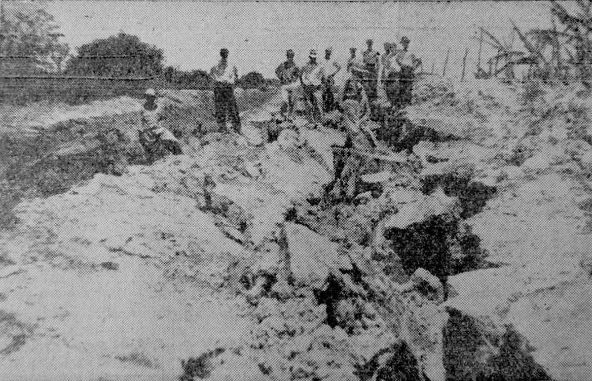 4 de agosto de 1946, el día que RD fue sorprendida por terremoto que produjo tsunami