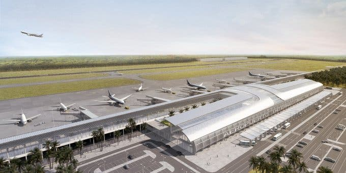 Reacción de Medio Ambiente sobre supuestas irregularidades en aprobación de aeropuerto de Bávaro