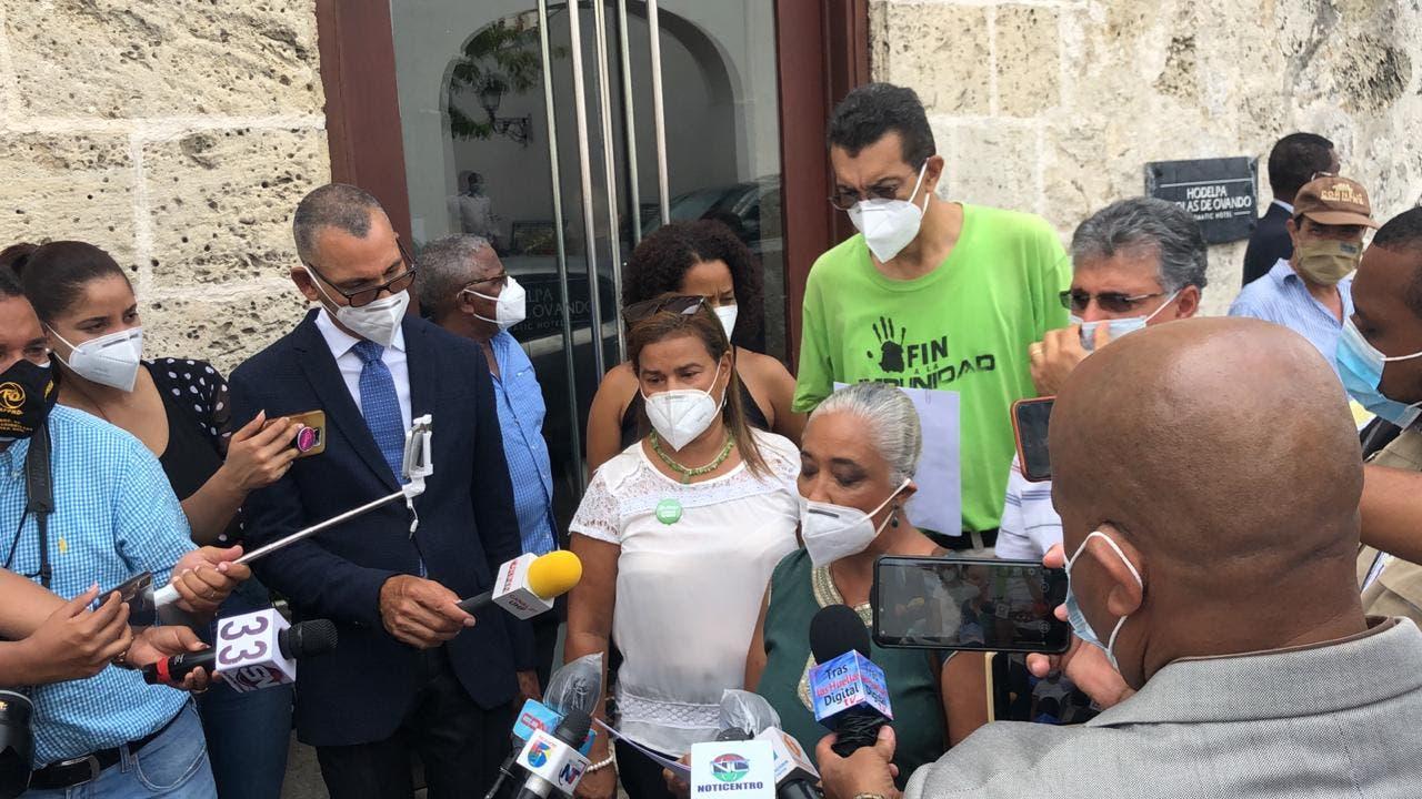 Marcha Verde lleva mensaje a Luis Abinader