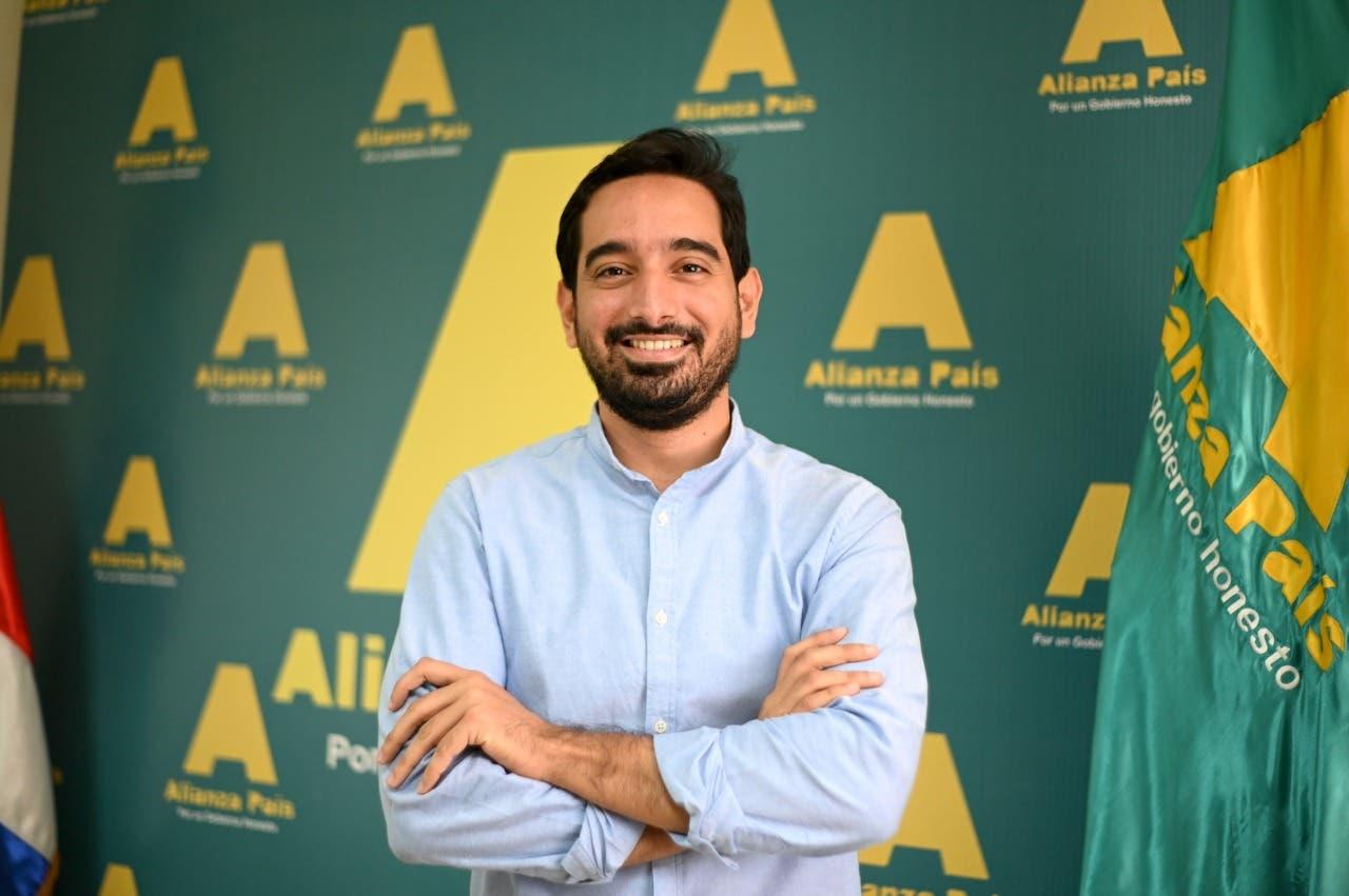 Diputado José Rodríguez será vocero del bloque de diputados de ALPAIS