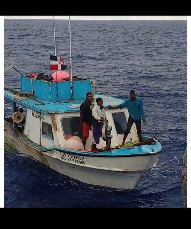 Así va la búsqueda de embarcación que «desapareció» tras zarpar desde Samaná