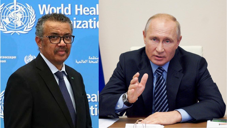 OMS advierte vacuna rusa deberá ser revisada para su precalificación