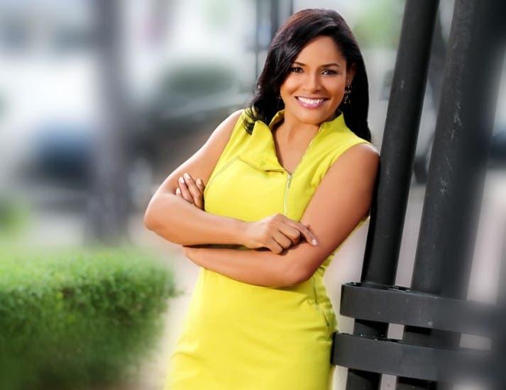 Diulka Pérez dejará Teleantillas para seguir carrera política