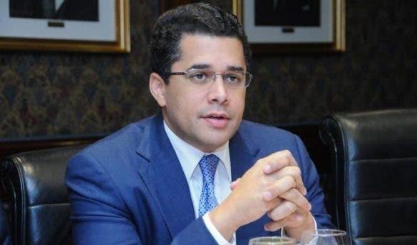 David Collado, ministro de Turismo, es el funcionario público del mes