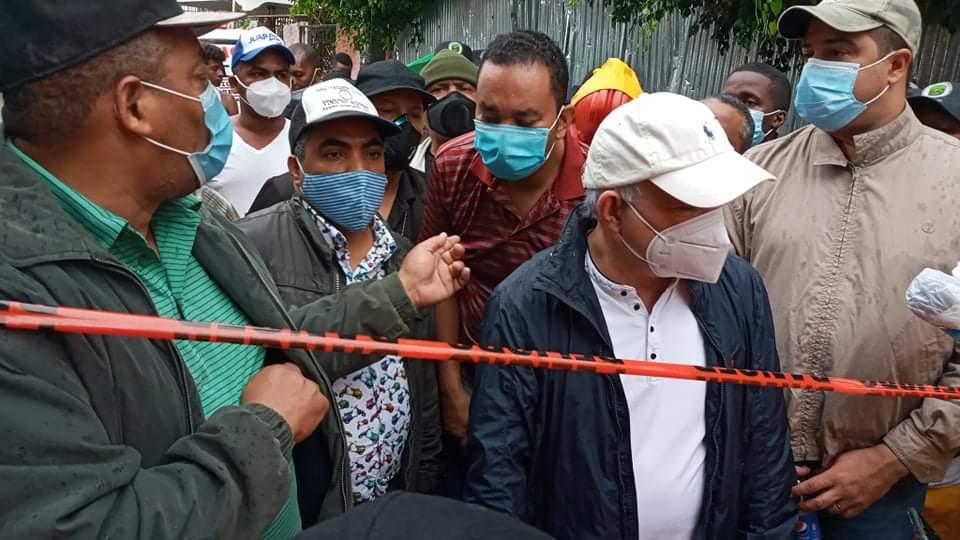 Regidor Vinicio Aquino pone a disposición hotel y edificio de su propiedad para refugiar damnificados