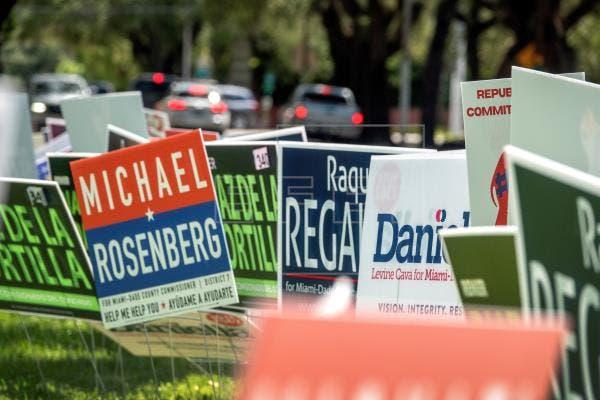 Florida elige mañana los otros candidatos para las elecciones de noviembre