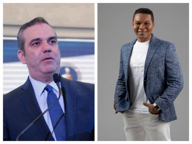 El intercambio de mensajes entre Luis Abinader y Raymond Pozo