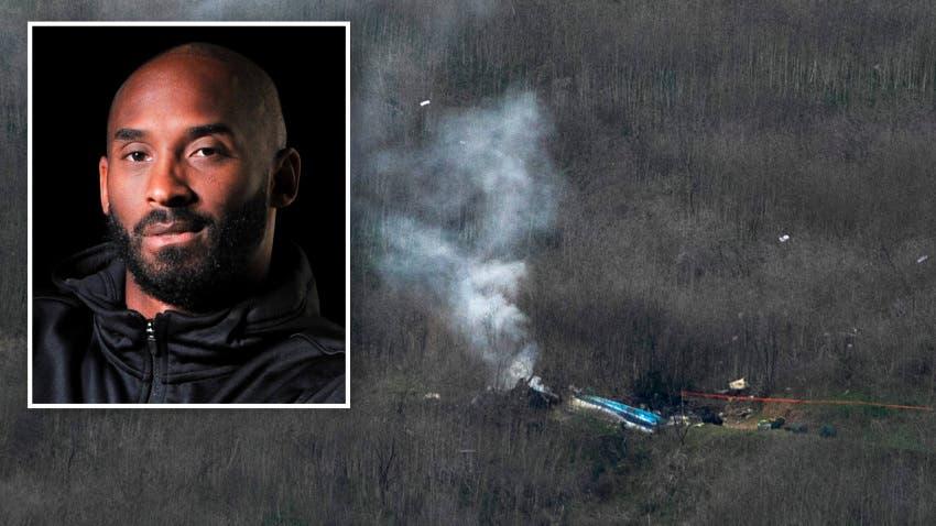 La niebla desorientó al piloto del helicóptero de Kobe Bryant, según investigadores