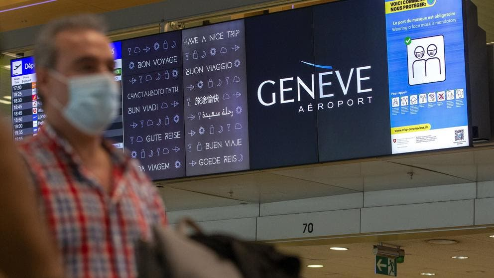 Coronavirus: Personas que lleguen a Suiza desde RD podrían verse obligados a cuarentena