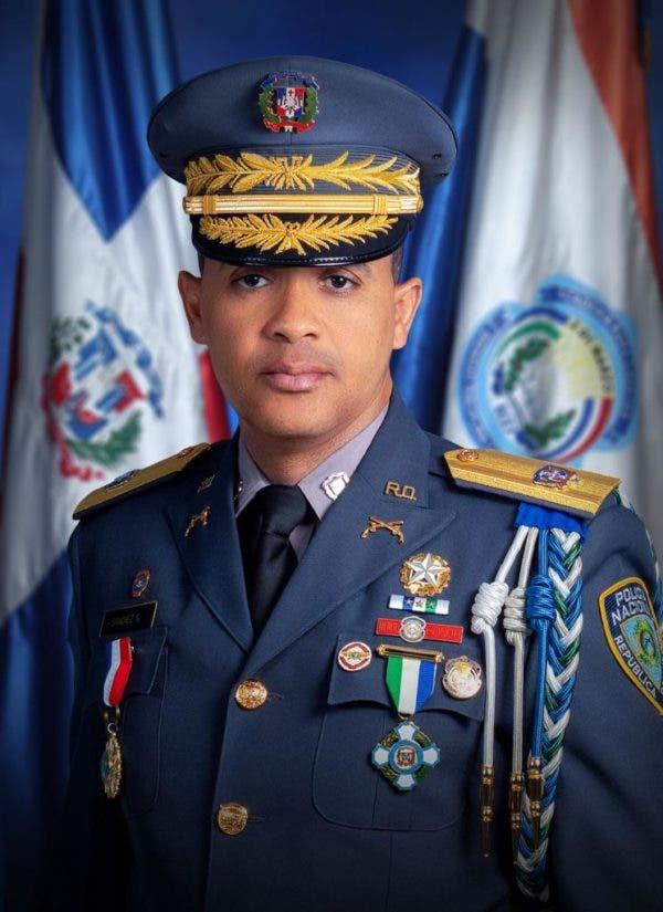 ¿Quién es el nuevo director de la Policía Nacional?