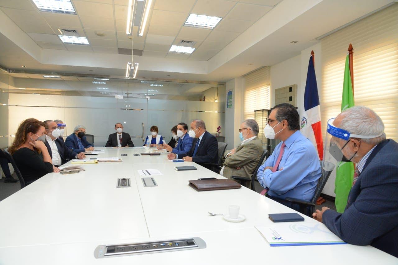 Instituciones del sector Salud se reúnen para aunar esfuerzos y afiliar dos millones de dominicanos al Régimen Subsidiado