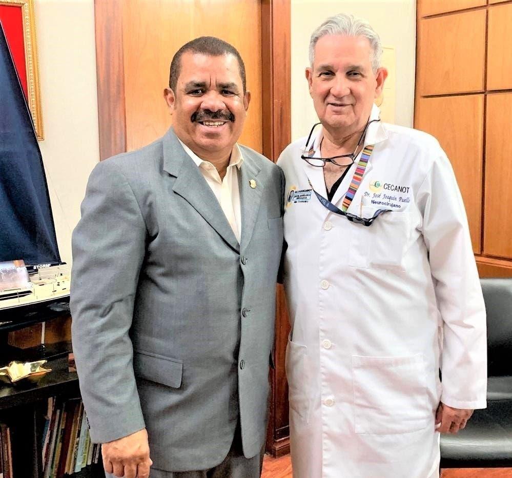 José Joaquín Puello clama por Hospital Universitario Regional en el Sur