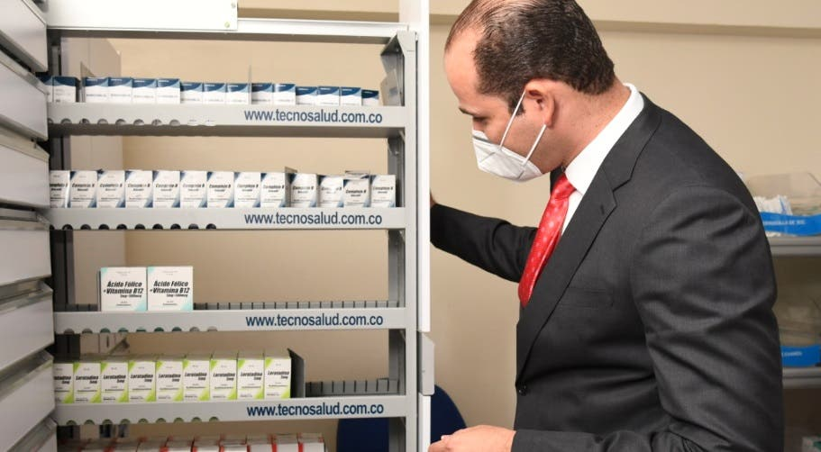 PROMESE/CAL destinará RD$680 millones de urgencia para suplir las Farmacias del Pueblo