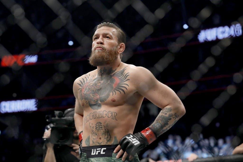 Luchador Conor McGregor, detenido  por agresión sexual