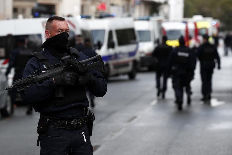 Detienen autor principal y un sospechoso de ataque en París