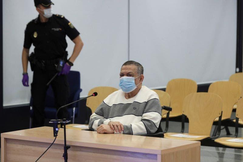 Tribunal español condena a excoronel salvadoreño a más de 133 años de prisión