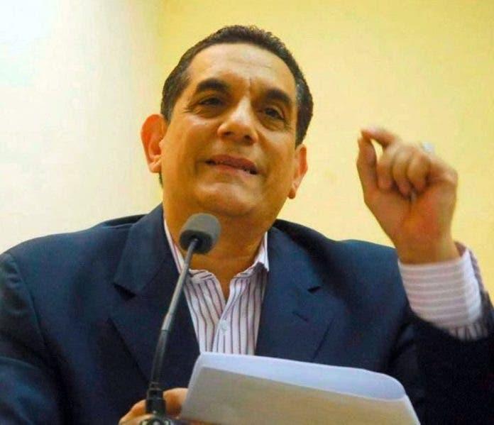 Luis Chanlatte denuncia campaña de descrédito contra Comité Olímpico Dominicano